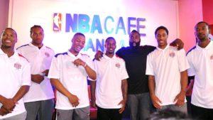 НБА КАФЕ 1