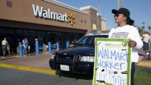 Walmart зарплата