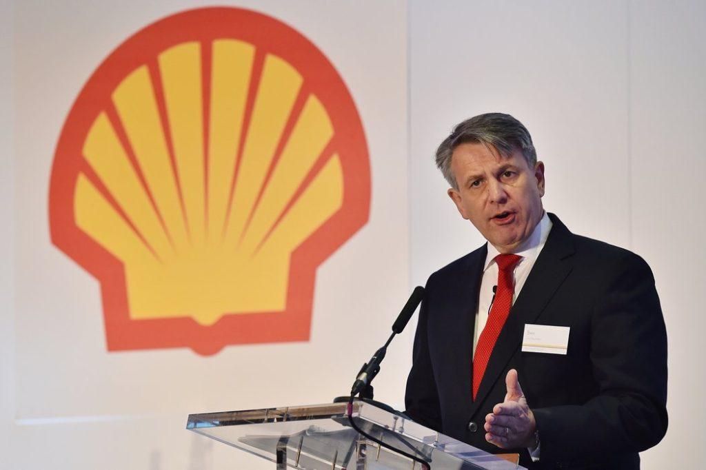 CEO Shell Бен ван Берден