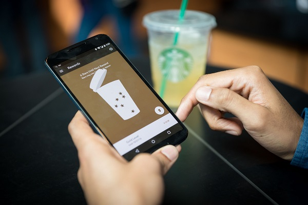программа лояльности Starbucks
