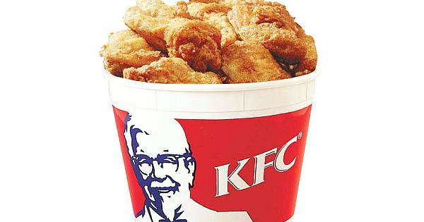 KFC фастфуд