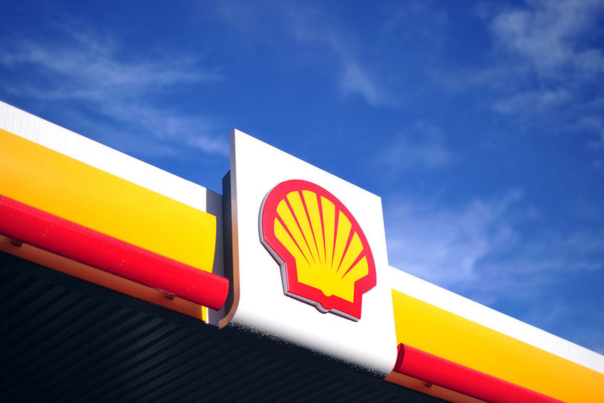 Shell АЗС
