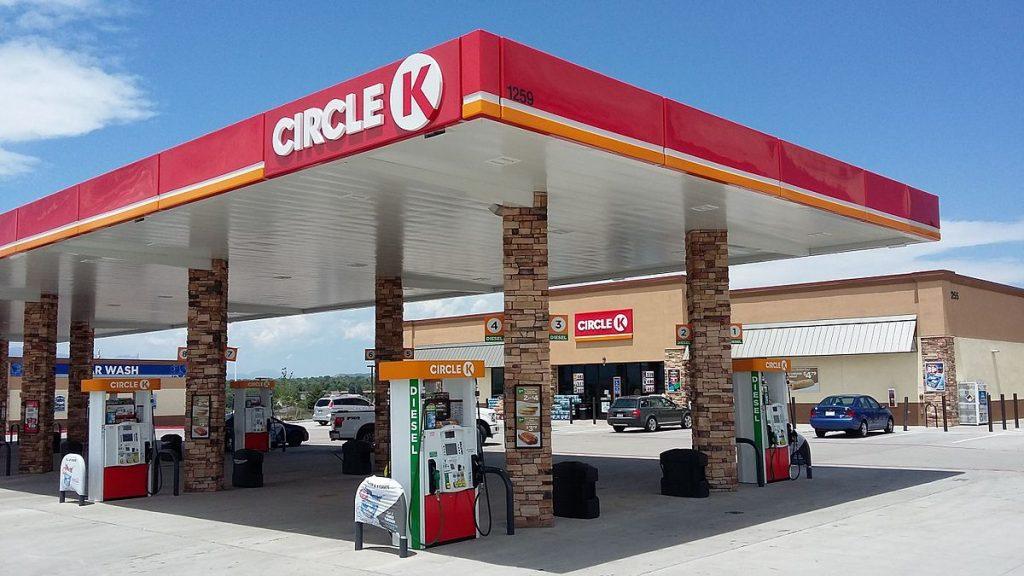 АЗС circle K