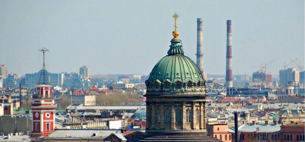 Петербург, промышленность