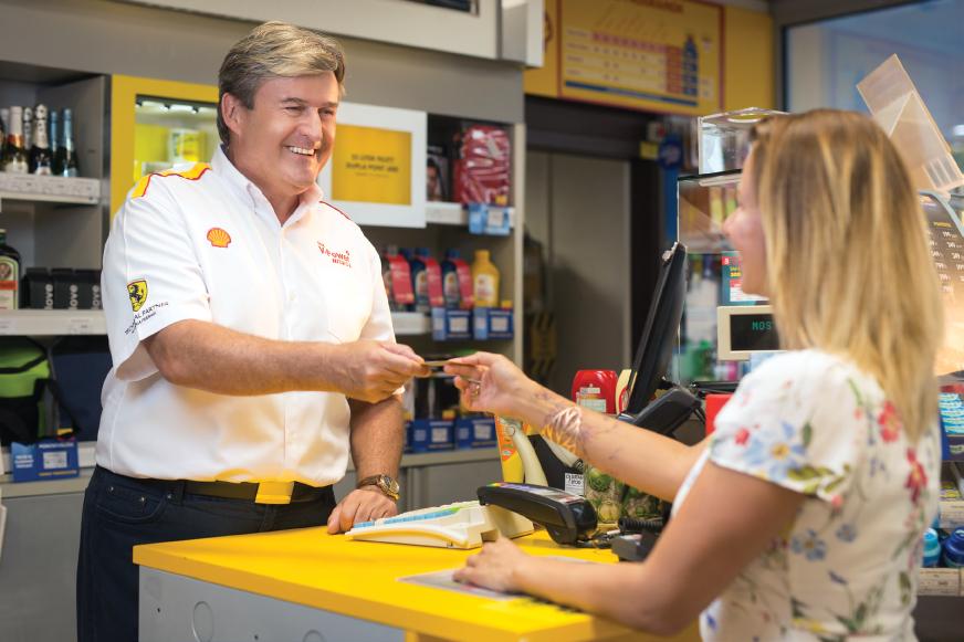 Исполнительный вице-президент Royal Dutch Shell Иштван Капитани