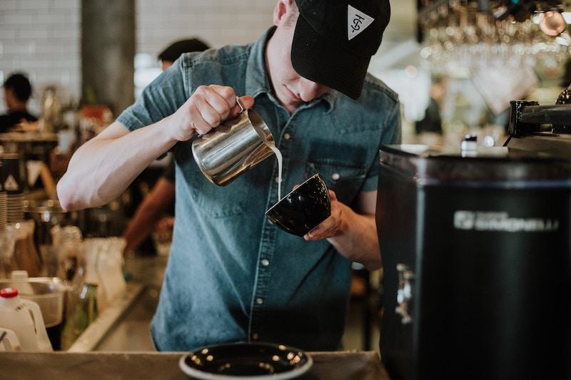 рынок кофе, кофемашина, кофе